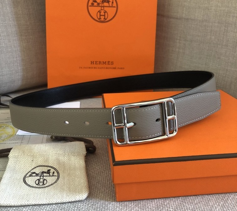 Hermes Cape Cod 32 Reversible Belt H049676-1