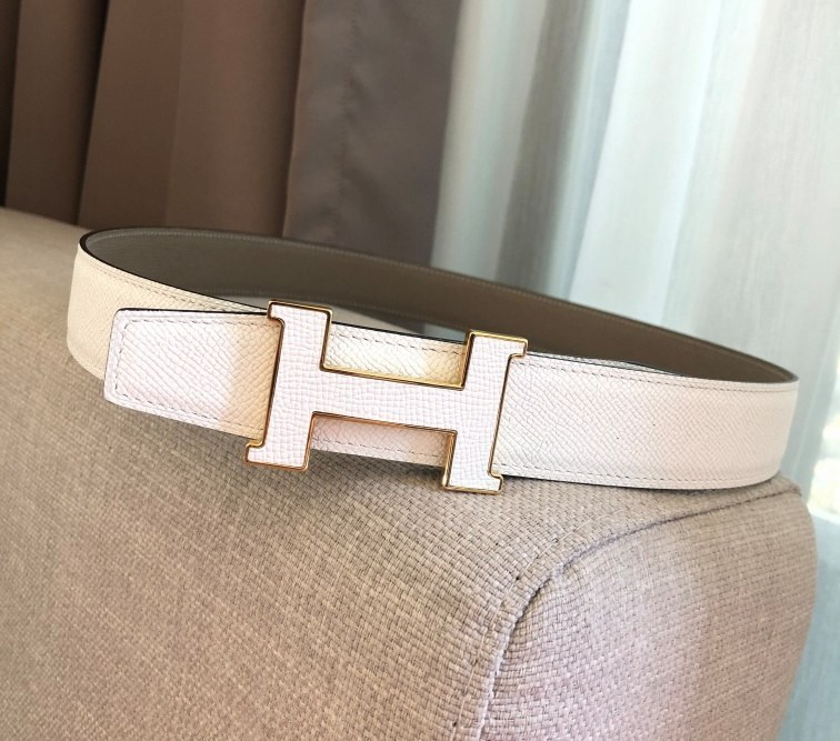 Hermes 5382 Reversible Belt H080029-2