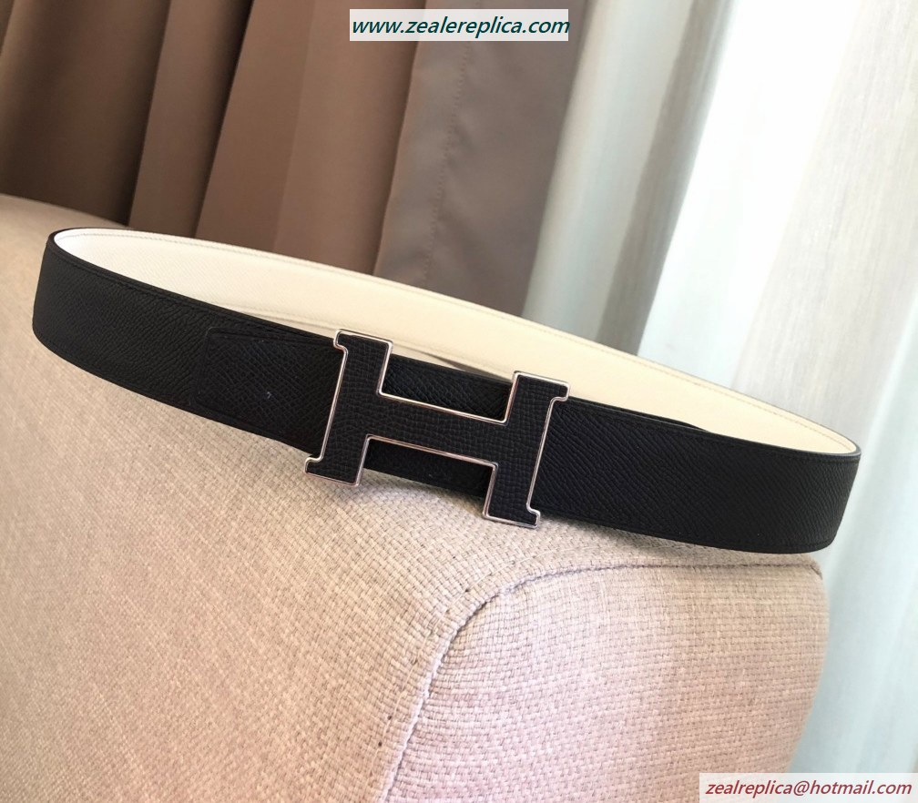 Hermes 5382 Reversible Belt H080029-3
