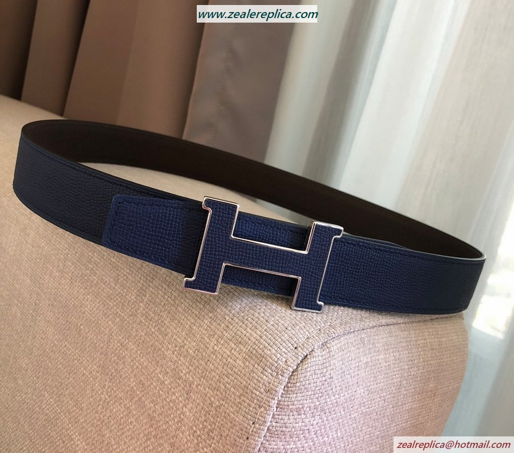 Hermes 5382 Reversible Belt H080029-6