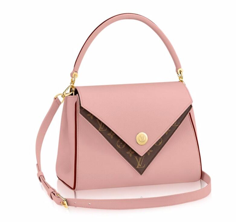 Louis Vuitton Double V M54439 Pink