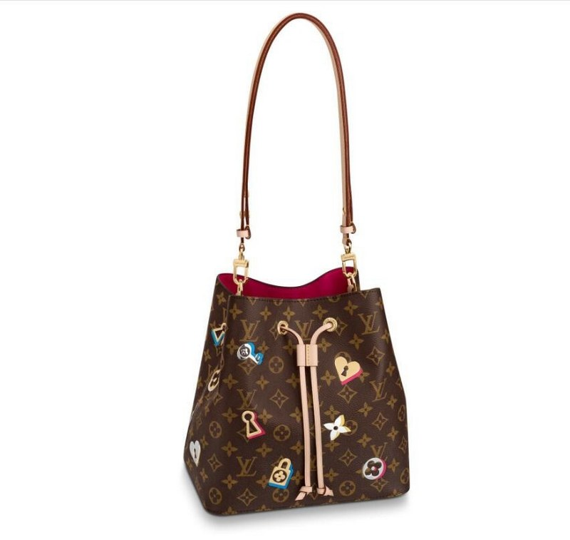 Louis Vuitton Monogram Canvas Neonoe M44369