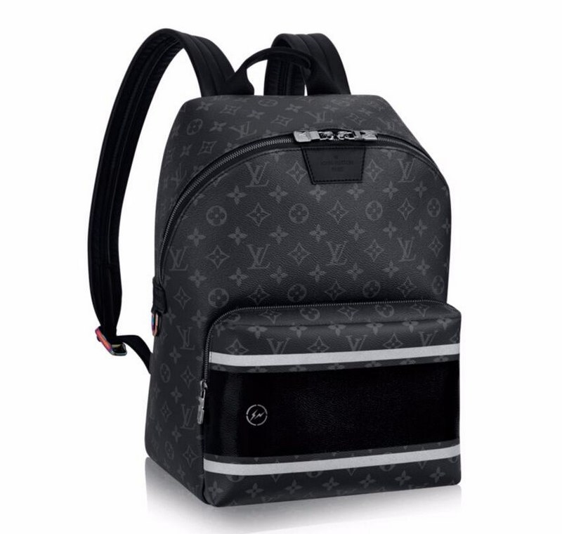 Louis Vuitton Monogram Eclipse Apollo Backpack M43408