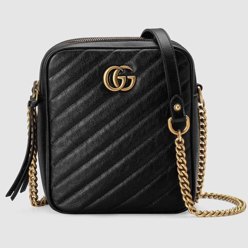 f6f5e4f40638 Gucci Gg Marmont Mini Shoulder Bag 550155 | Stanford Center for ...