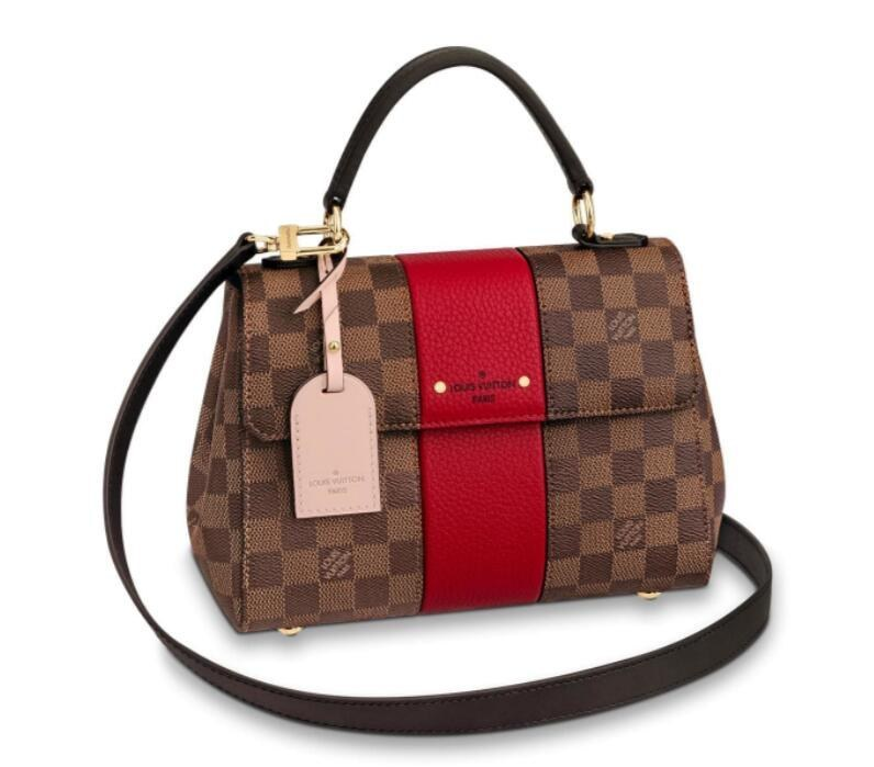 Louis Vuitton Damier Ebene Bond Street BB N40107 Scarlet