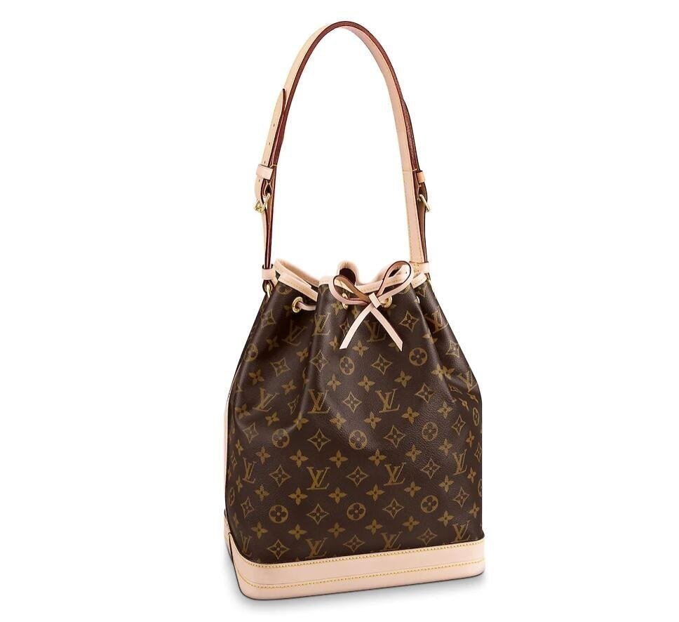 Louis Vuitton Monogram Canvas Noe M42224