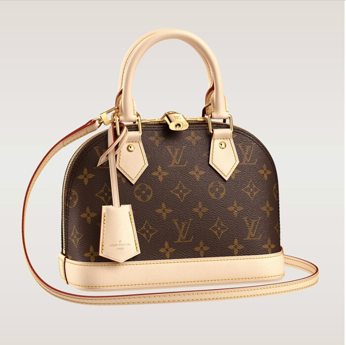 Louis Vuitton Monogram Canvas Alma BB M53152
