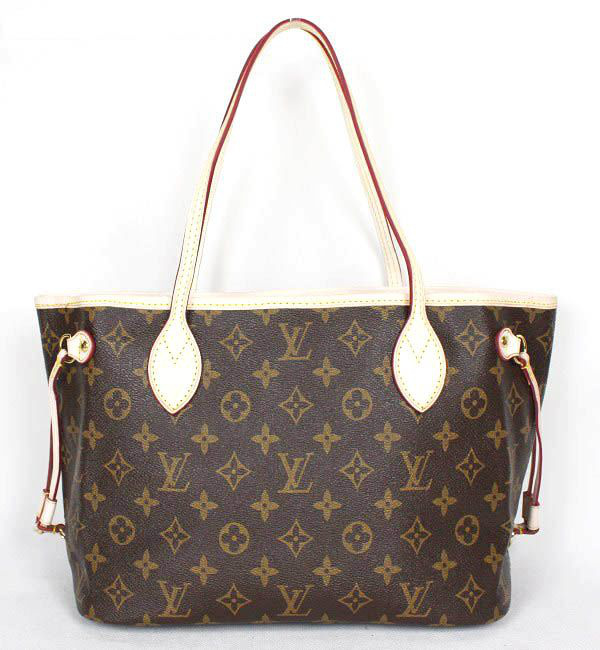 Louis Vuitton Monogram Canvas Neverfull PM M40155