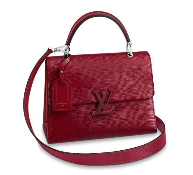 Louis Vuitton Epi Leather Grenelle PM M55306 Cherry Berry