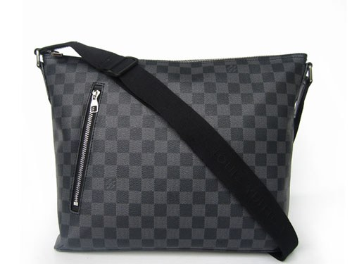 Louis Vuitton Damier Graphite Canvas Mick MM N41106