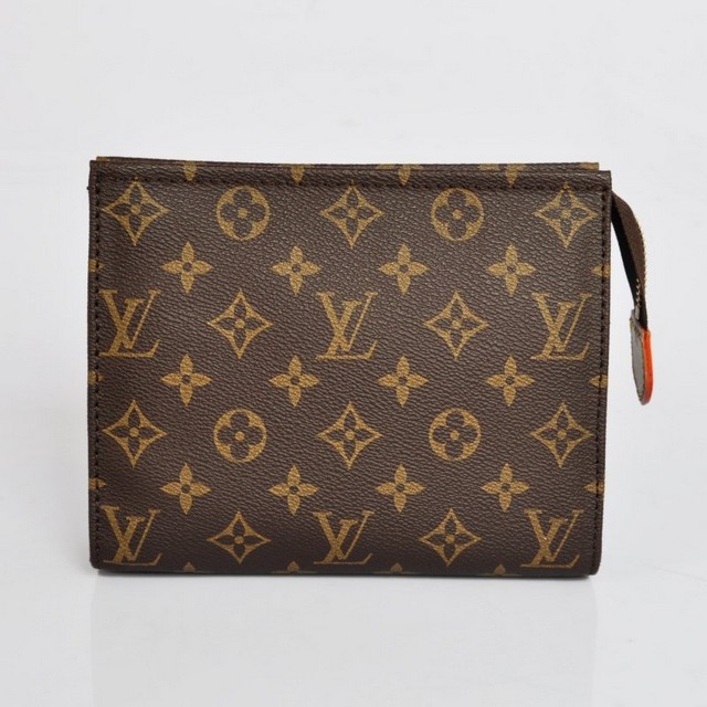 Louis Vuitton Monogram Toiletry Pouch 19 M47544