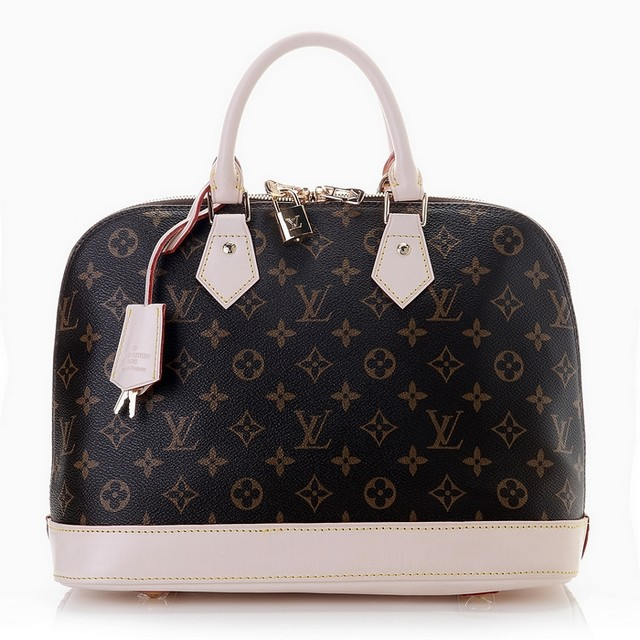 Louis Vuitton Monogram Canvas Alma M53151