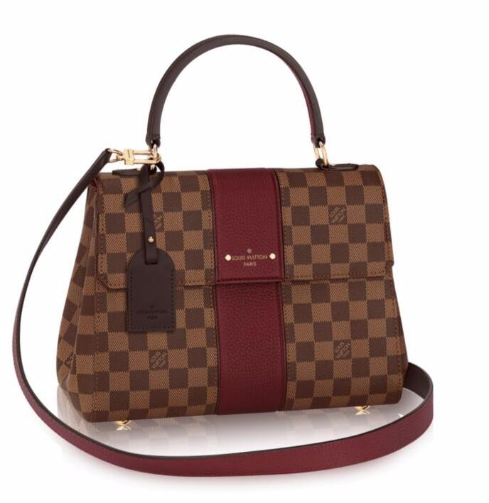 Louis Vuitton Damier Ebene Bond Street N64416 Bordeaux