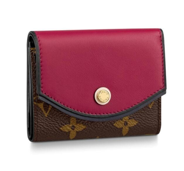 Louis Vuitton Monogram Canvas Tuileries Compact Wallet M63938 Bordeaux