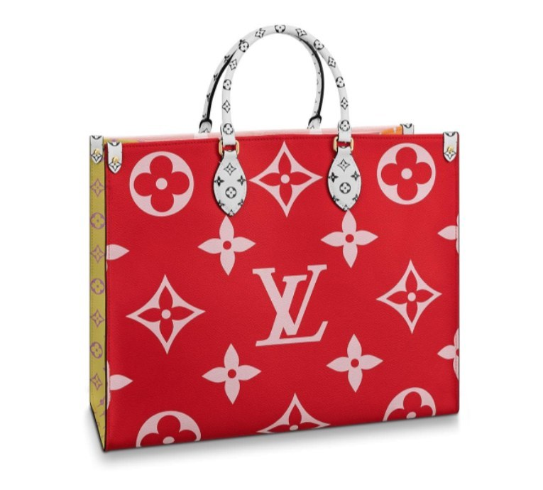 Louis Vuitton Onthego M44569 Rouge