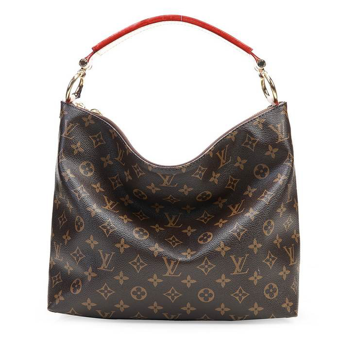 Louis Vuitton Monogram Canvas Sully PM M40586