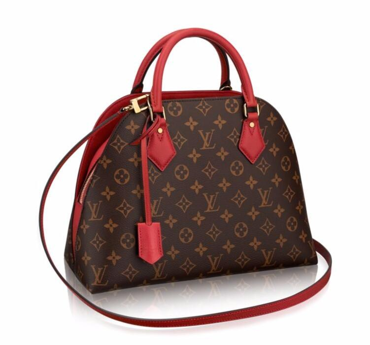 Louis Vuitton Monogram Canvas Alma B'N'B M41779