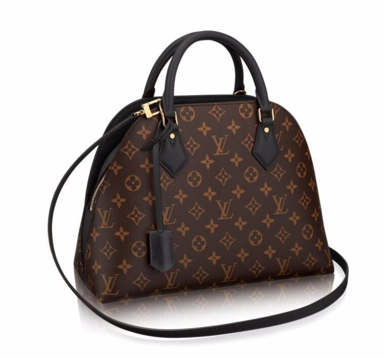 Louis Vuitton Monogram Canvas Alma B'N'B M41780