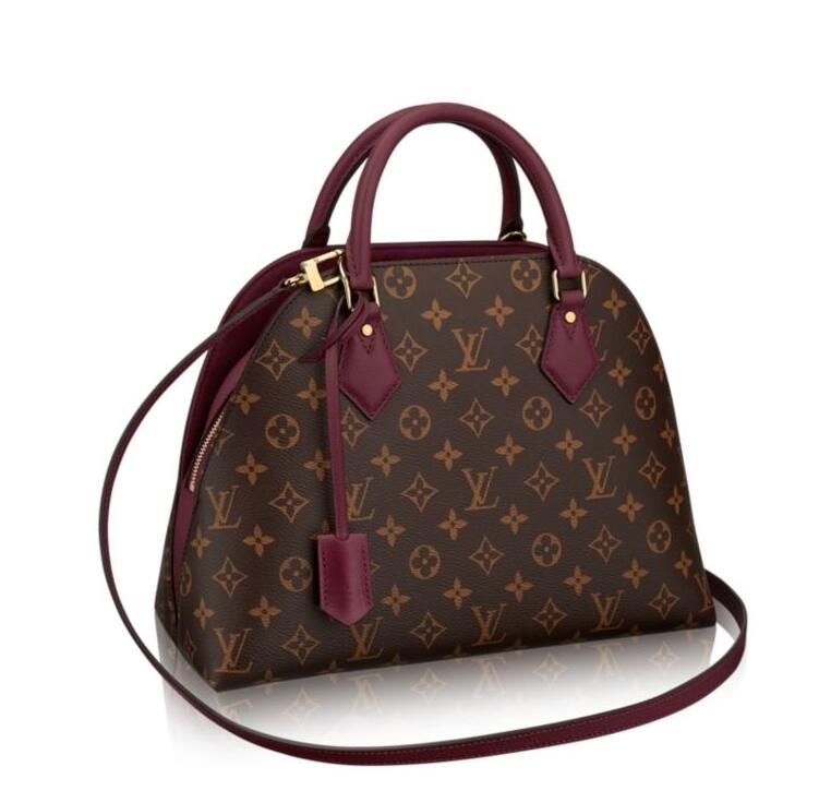 Louis Vuitton Monogram Canvas Alma B'N'B M42719