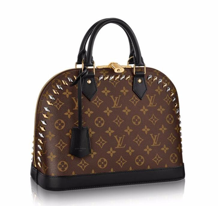 Louis Vuitton Monogram Canvas Alma PM M41579