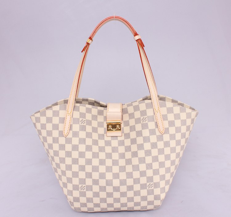 Louis Vuitton Damier Azur Canvas Salina PM N41208