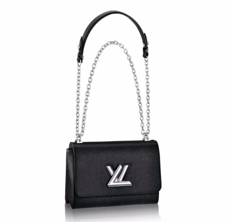 Louis Vuitton Epi Leather Twist PM M50332 Noir