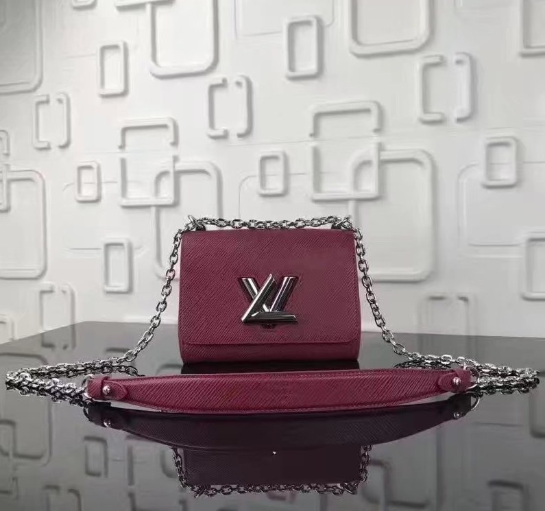 Louis Vuitton Epi Leather Twist PM M50332 Purple