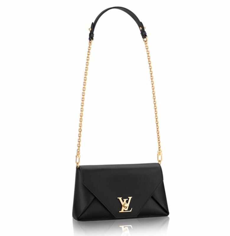 Louis Vuitton Calf Leather Love Note M54500 Noir