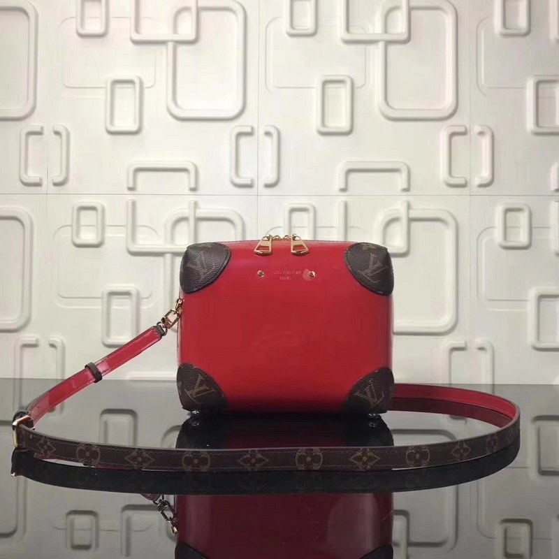 Louis Vuitton Patent Leather Venice M54390 Red