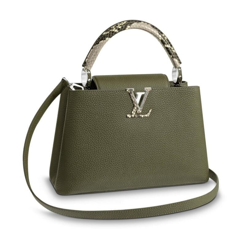 Louis Vuitton Capucines PM N93799