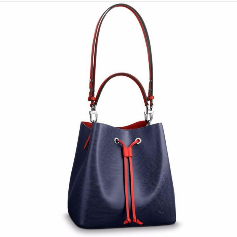 Louis Vuitton Epi Leather Neonoe M54367 Darkblue