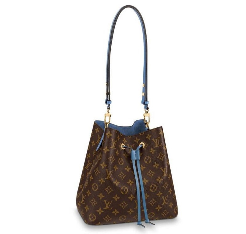 Louis Vuitton Monogram Canvas Neonoe M43569