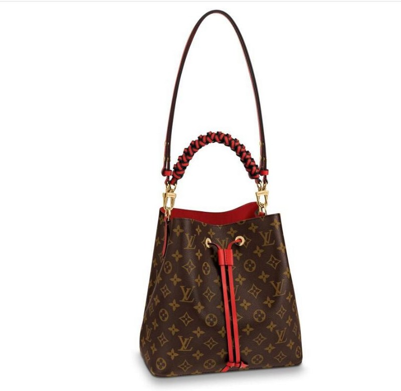 Louis Vuitton Monogram Canvas Neonoe M43985