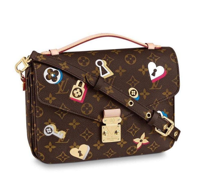 Louis Vuitton Monogram Canvas Pochette Metis M44366