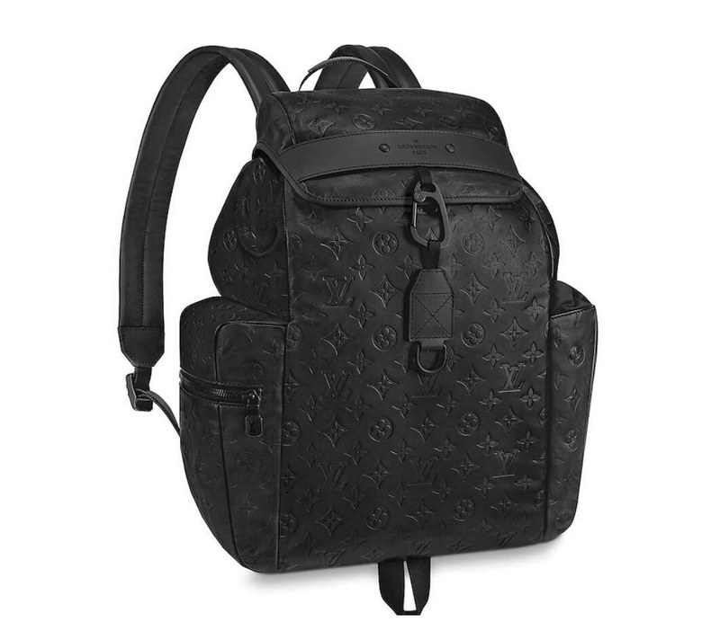 Louis Vuitton Discovery Backpack M43680 Black