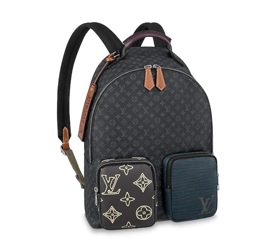 Louis Vuitton Backpack Multipocket M45455