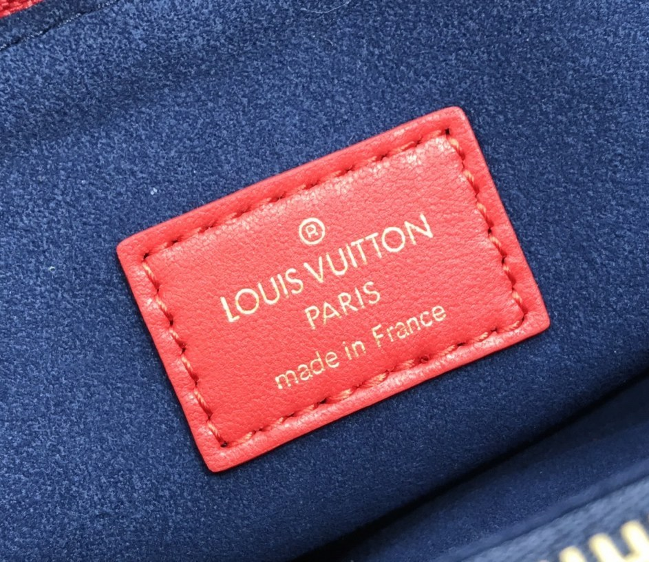 Louis Vuitton Coussin PM M57792 Red