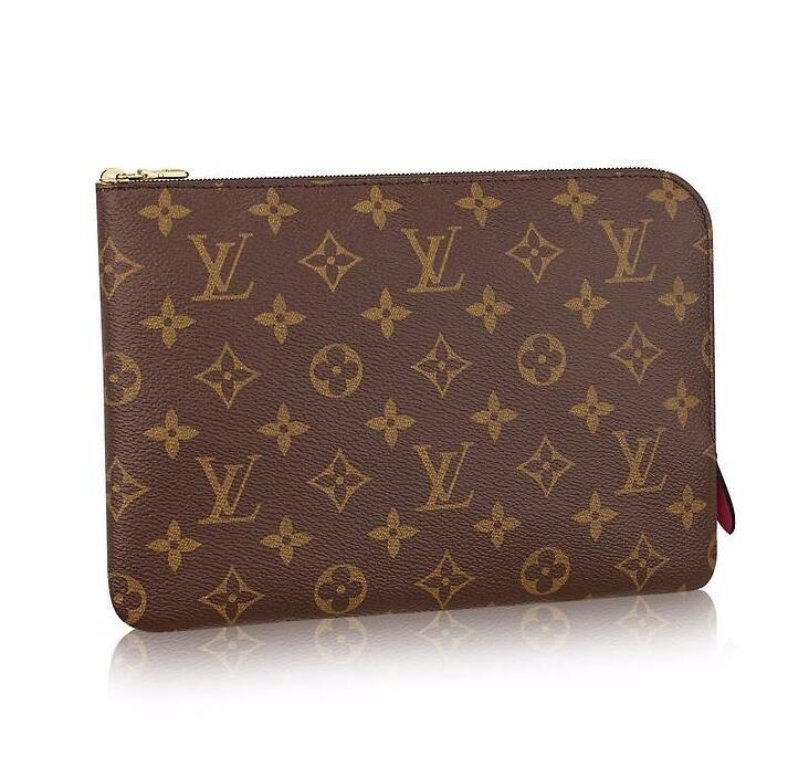 Louis Vuitton Monogram Canvas Etui Voyage PM M44191 Brown