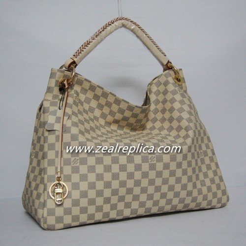 Louis Vuitton Damier Azur Artsy GM N40259