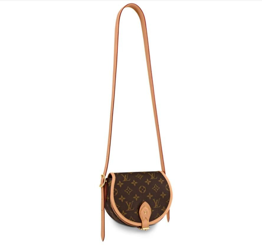 Louis Vuitton Monogram Canvas Tambourin M44860