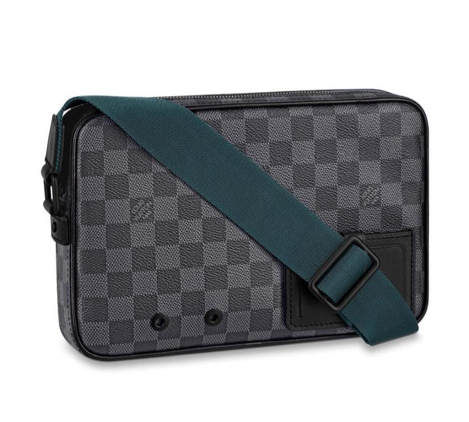 Louis Vuitton Damier Graphite Alpha Messenger N40188