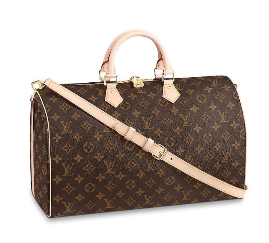Louis Vuitton Monogram Canvas Speedy Bandouliere 40 M41110