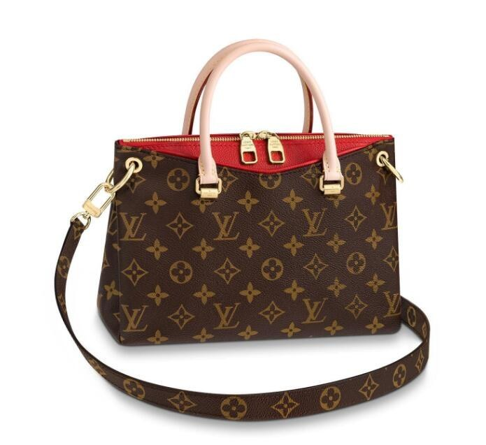 Louis Vuitton Monogram Canvas Pallas BB M41241 Cerise