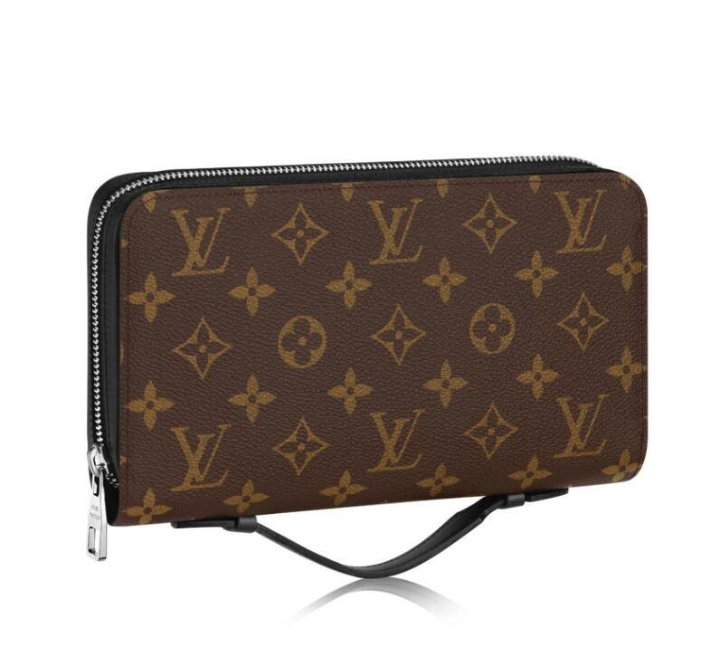 Louis Vuitton Monogram Canvas Zippy XL Wallet M61506