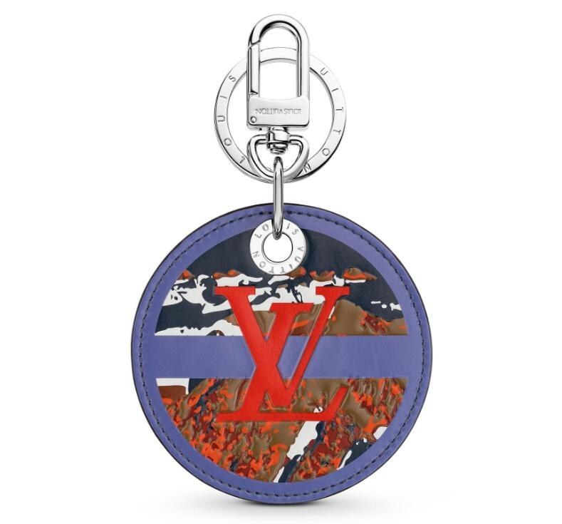 Louis Vuitton Lv Alpes Tab Bag Charm and Key Holder M63839