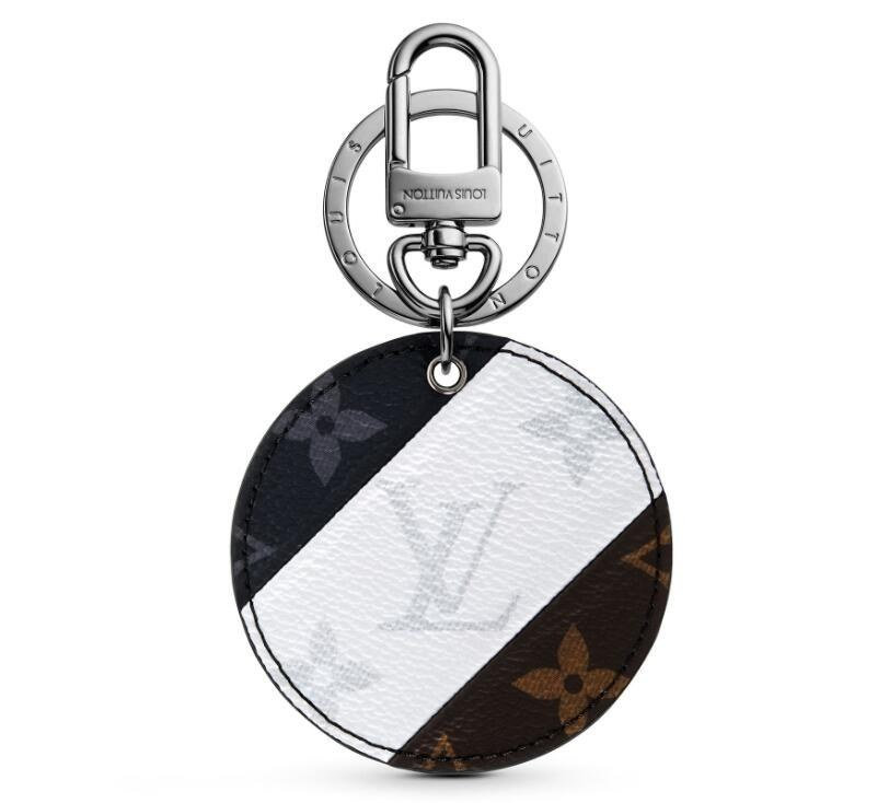 Louis Vuitton Illustre Bag Charm and Key Holder M64169