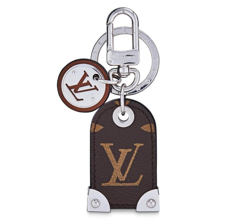 Louis Vuitton Lv Tab Travel Tag Bag Charm and Key Holder M64179