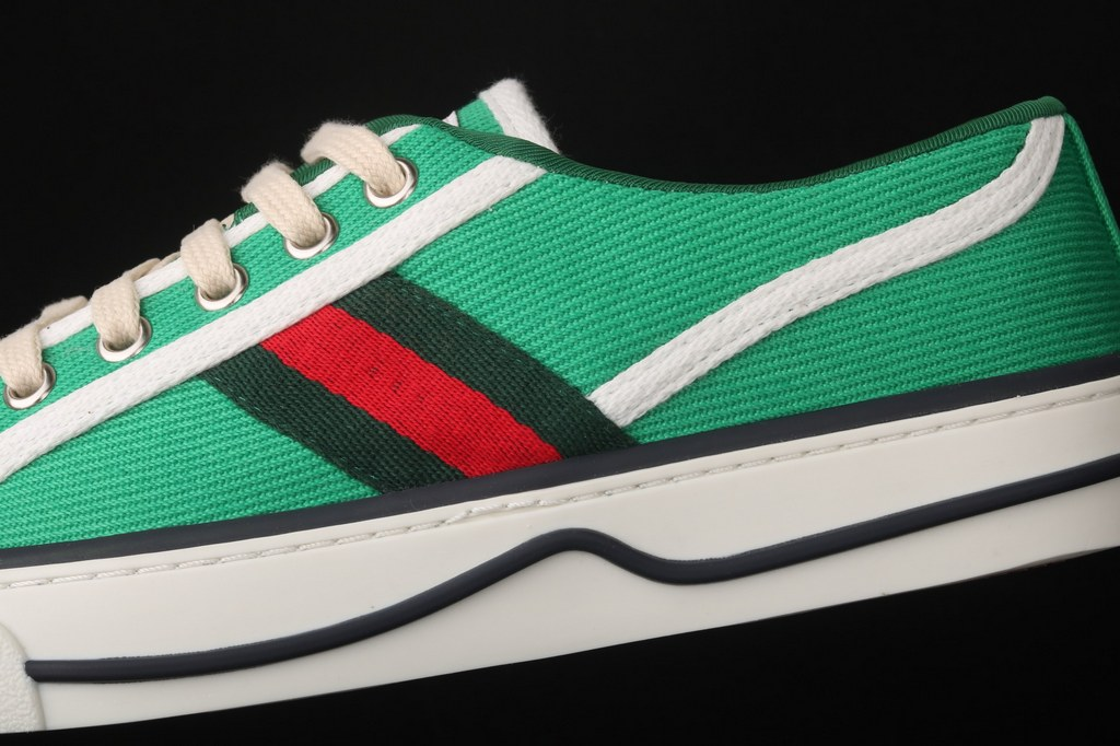 Gucci Tennis 1977 Sneaker 606111 Green