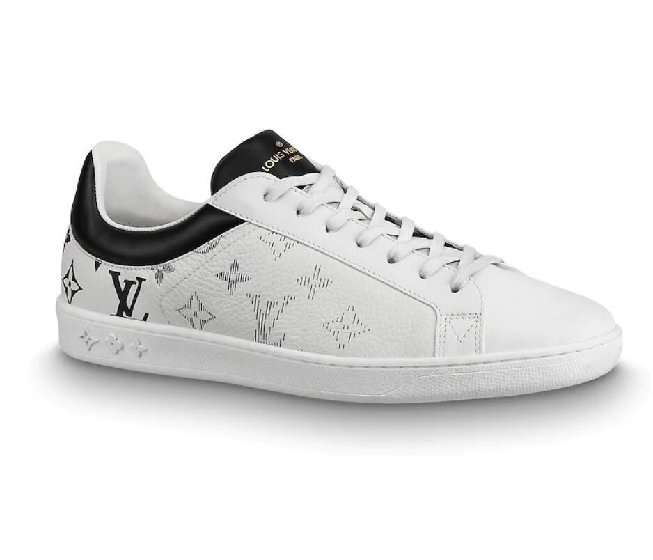 Louis Vuitton Luxembourg Sneaker 1A5E23 Black