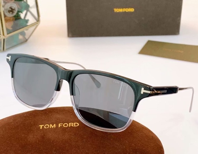Tom Ford Fletcher Sunglasses FT0832-2